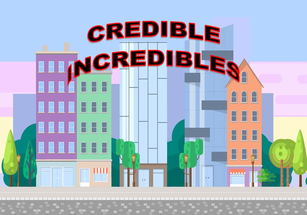 Credible Incredibles